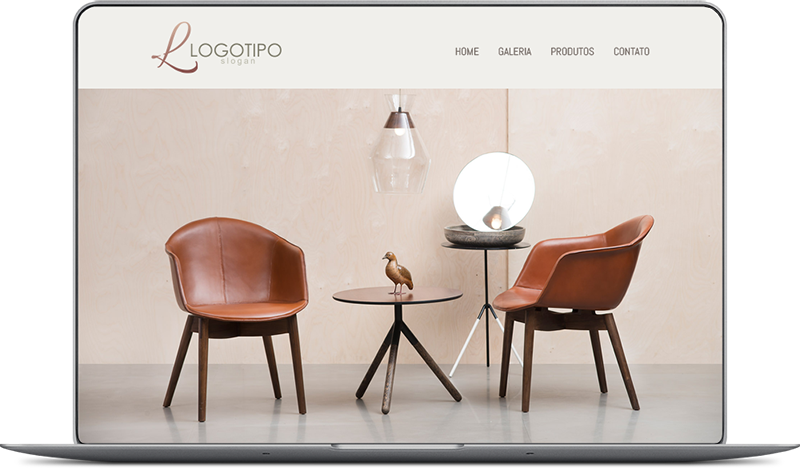 Layout para Site Home Page